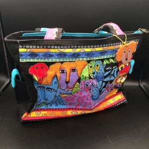 Laurel Burch shoulder bag